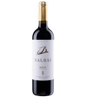 Vino BALBAS Roble 3/4  1 Bot.