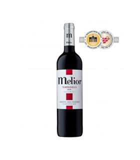 Vino MELIOR Roble  3/4  1 Botella