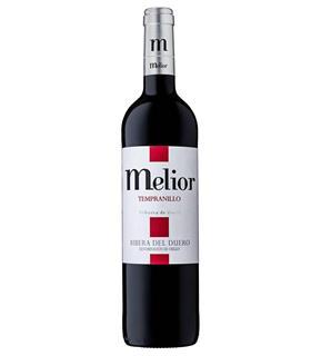 Vino MELIOR Roble 2019   3/4  1 Botella