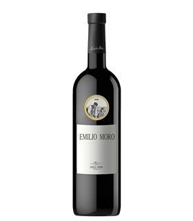 Vino EMILIO MORO 2018  Crianza  3/4  1 Botella