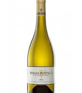 Vino TOMAS POSTIGO Blanco F.B.  2017  3/4  1 Botella