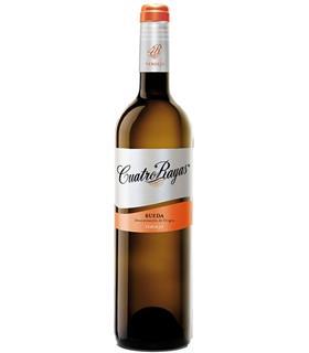 Vino CUATRO RAYAS Verdejo 2020  3/4  1 Botella